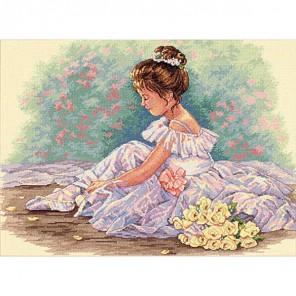 Милая балерина 35245 Набор для вышивания Dimensions ( Дименшенс )