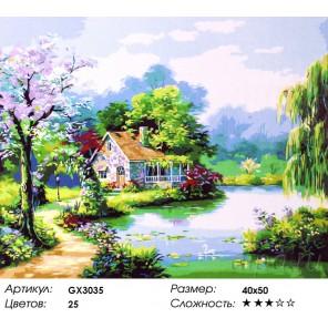 Вилла Сан Микеле Раскраска картина по номерам акриловыми красками на холсте