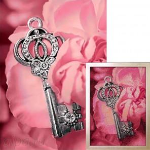 Ключик Алмазная вышивка мозаика Гранни