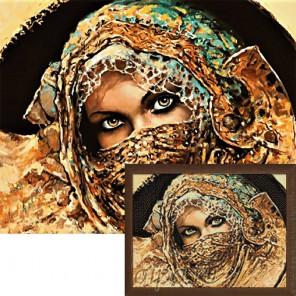 Сокровище Востока Алмазная вышивка мозаика Гранни