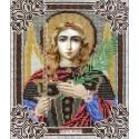 Святой Архангел Михаил Набор для вышивки бисером Вышиваем бисером