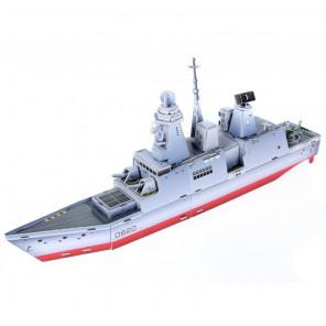 Французский фрегат 3D Пазлы Zilipoo