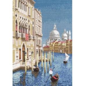 Прекрасная Венеция Набор для вышивания Золотое Руно