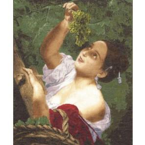 Итальянский полдень Набор для вышивания Золотое Руно