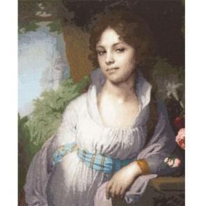 Портрет Лопухиной Набор для вышивания Золотое Руно