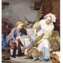 Балованное дитя Набор для вышивания Золотое Руно