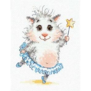 Звезда балета Набор для вышивания Чудесная игла