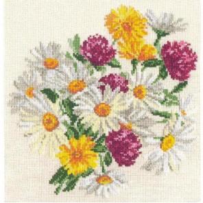 Ромашки Набор для вышивания Чудесная игла