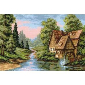 Мельница Набор для вышивания Риолис