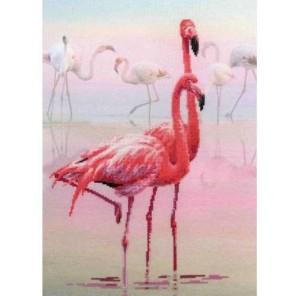 Фламинго Набор для вышивания Риолис