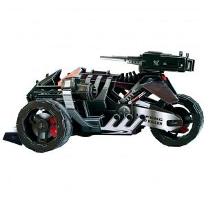 Мотоцикл будущего 3D Пазлы Zilipoo