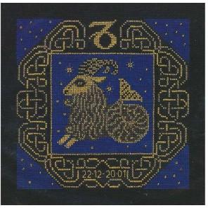 Козерог Набор для вышивания Риолис