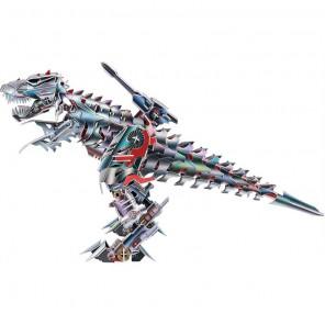 Робот Тиранозавр 3D Пазлы Zilipoo