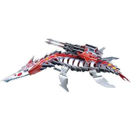 Робот Плиозавр 3D Пазлы Zilipoo