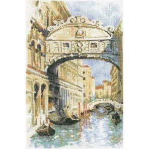 Мост Вздохов Набор для вышивания Риолис