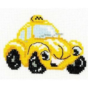 Такси Набор для вышивания Риолис