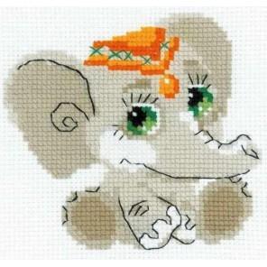 Слоник Набор для вышивания Риолис