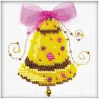 Счастливый звон Набор для вышивания Риолис