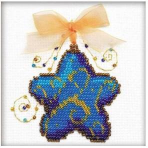 Волшебная звёздочка Набор для вышивания Риолис