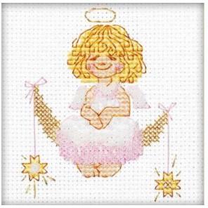 Ангел Набор для вышивания Риолис