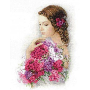 Очарование лета Набор для вышивания Риолис
