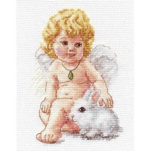 Ангел Хранитель Набор для вышивания Алиса