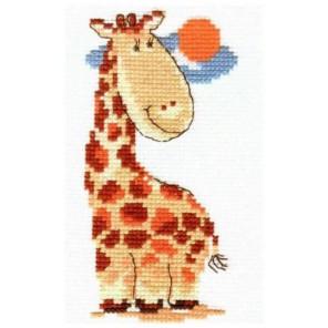 Жирафик Набор для вышивания Алиса