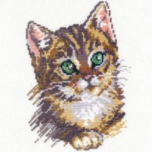 Котенок Набор для вышивания Алиса