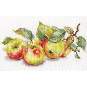 Яблоки Набор для вышивания Алиса