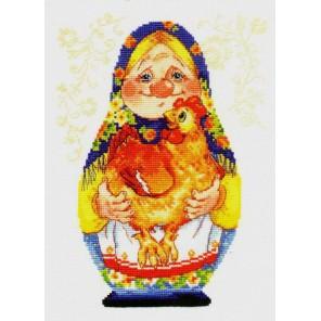 Бабуля Набор для вышивания Алиса