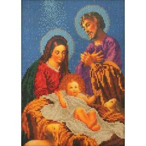 Рождество Христово Набор для вышивки бисером Кроше