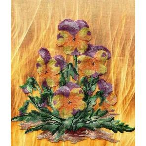 Лесная нимфа Набор для вышивки бисером Кроше