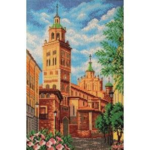 Теруэль. Собор Св.Марии Набор для вышивки бисером Кроше