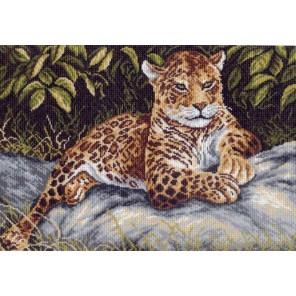 Гепард Ткань с рисунком Матренин посад