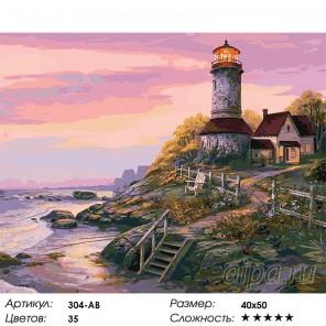 Количество цветов и сложность Тихий вечер Раскраска ( картина ) по номерам акриловыми красками на холсте Белоснежка