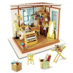 Кукольное ателье Набор для создания миниатюры румбокс