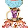 Принцесса с музыкальными эффектами 3D Пазлы Деревянные