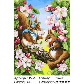 Свидание Раскраска картина по номерам на холсте Белоснежка