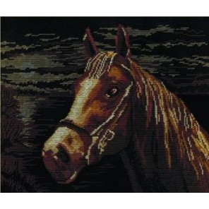 Лошадь Набор для вышивания МП Студия
