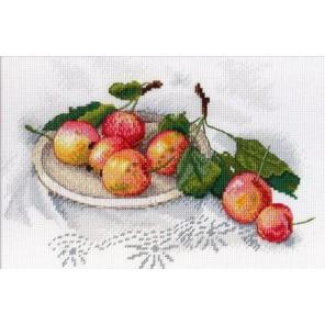 Вкус диких яблок Набор для вышивания МП Студия