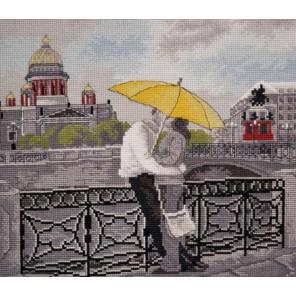 Романтика Петербурга Набор для вышивания Овен