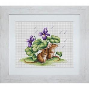 Мышки Набор для вышивания Luca-S