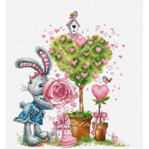 Валентинка Набор для вышивания Luca-S