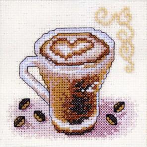Кофе Латте Набор для вышивания Машенька 01.044.02