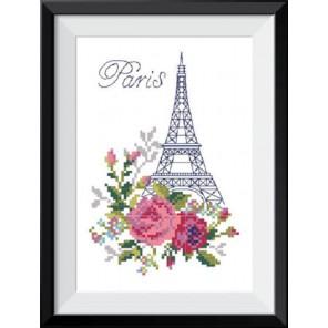 Париж Набор для вышивания Матренин посад 6061