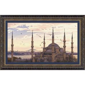 Мечеть Султанахмет Набор для вышивания Чаривна Мить ВТ-516
