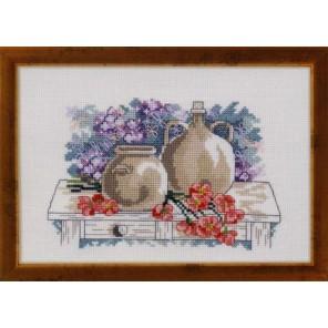 Орхидея Набор для вышивания Permin 12-4379