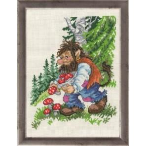 Отец тролль Набор для вышивания Permin 92-1589