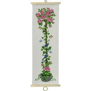 Розовое дерево Набор для вышивания Permin 36-6415