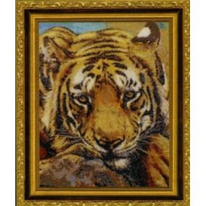 Сибирский тигр Набор для вышивания Kustom Krafts JW-005
